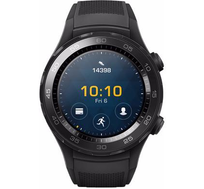 Huawei Watch 2 Sport - Black Main Image