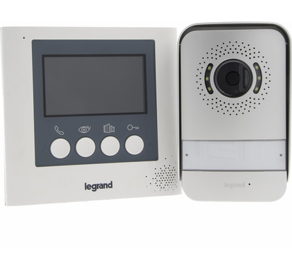 "Legrand 360 Kit 4,3"" Scherm"