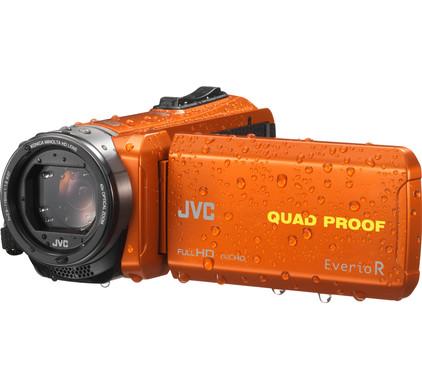 JVC GZ-R435DEU Oranje