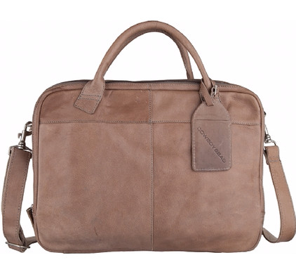 Cowboysbag Bag Sterling 15,6'' Elephant Grey
