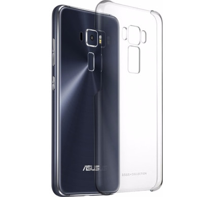 "Asus Zenfone 3 (5.2"") Back Cover Transparant"