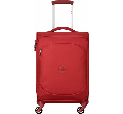 Delsey U-Lite Classic Spinner 55cm Rood