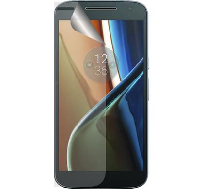 Azuri Motorola Moto G4 Screenprotector Plastic Duo Pack