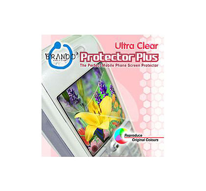 Brando Screenprotector Ultra Clear Nokia N8 Duo Pack