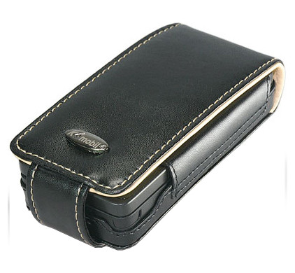 K4Mobile Leather Case Nokia N96 + Screenprotector