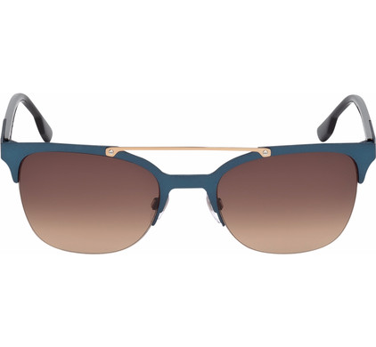 Diesel DL0215 91F Matte Blue / Brown Gradient