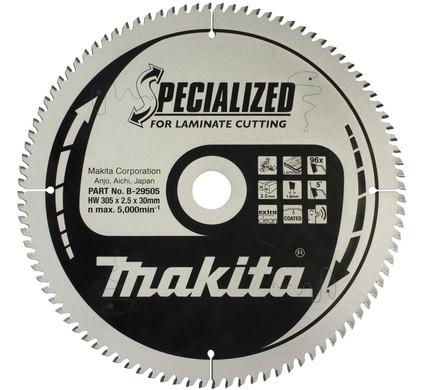 Makita Zaagblad 216x30x2,5 72T