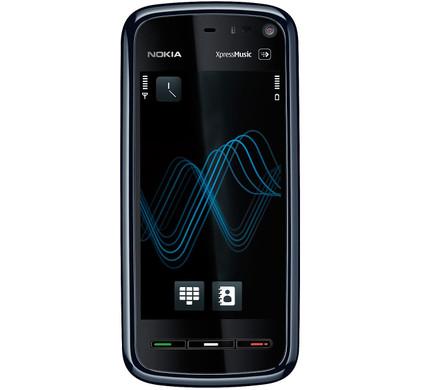 Nokia 5800 Blue Accessory Pack