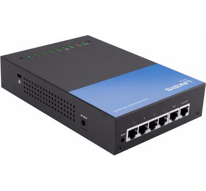 Linksys LRT224 VPN-router