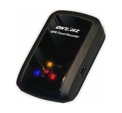 Qstarz BT-Q1000X Bluetooth GPS-ontvanger + Dual Car Socket