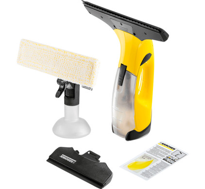 Karcher Window Vac WV 2 Premium Plus Yellow