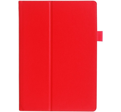 Just in Case Lenovo Tab 2 A10-30 Folio Hoes Rood