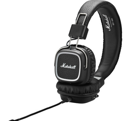 Marshall Major 2 Zilver