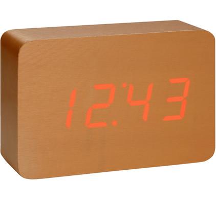 Gingko Brick Click Clock Koper
