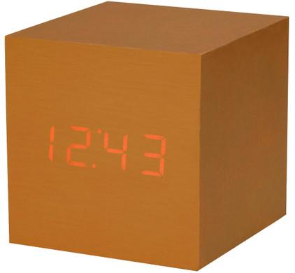 Gingko Cube Click Clock Koper