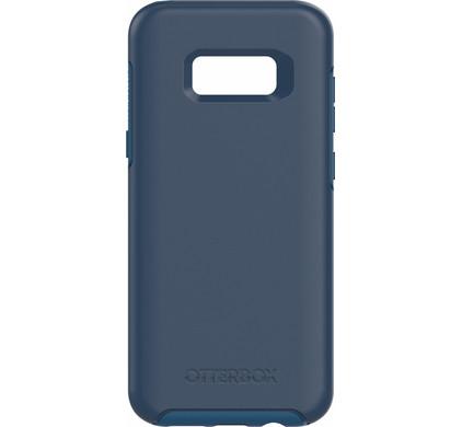 20023253f90 Otterbox Symmetry LTDE Samsung Galaxy S8 Plus Back Cover Blauw Main Image  ...