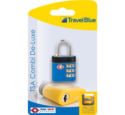 Travel Blue TSA Combi De-Luxe Slot