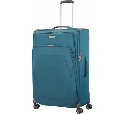 Samsonite Spark SNG Expandable Spinner 79cm Petrol Blue