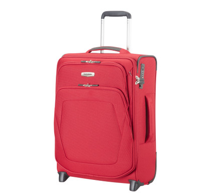 Samsonite Spark SNG Expandable Upright 55cm Red