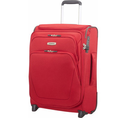 Samsonite Spark SNG Expandable Upright Toppocket 55cm Red
