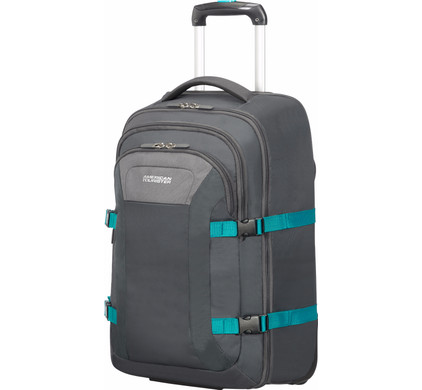 American Tourister Road Quest 15.6'' Grey/Turquoise