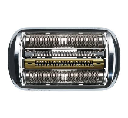 Braun 92B Silver