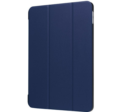 Just in Case Apple iPad Smart Tri-Fold Case Blauw
