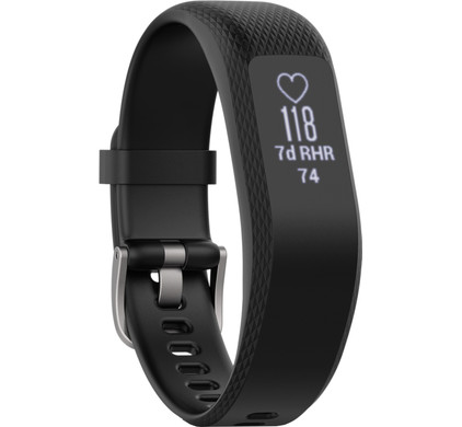 Garmin Vivosmart 3 HR Black L Main Image