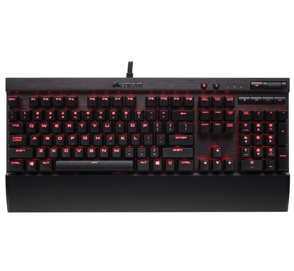 Corsair K70 Rapidfire Red QWERTY