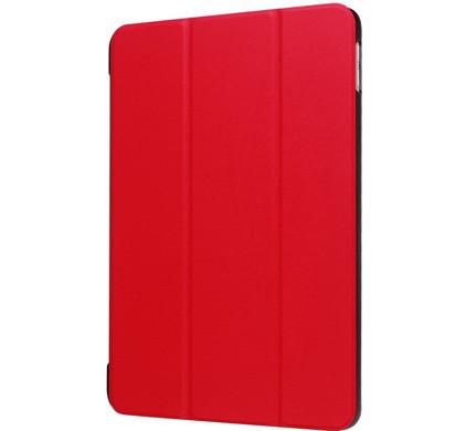 Just in Case Apple iPad Smart Tri-Fold Case Rood
