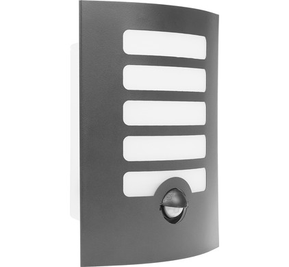 Smartwares GWI-172-HG Wandlamp met Bewegingssensor