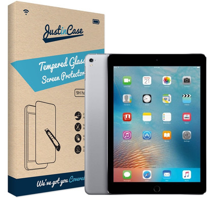 Just in Case Screenprotector Apple iPad (2017)