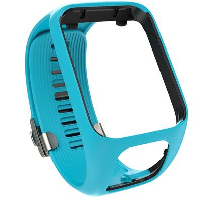TomTom Premium Polsband Blauw S