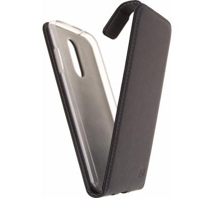 Mobilize Classic Gelly LG K4 (2017) Flip Case Zwart