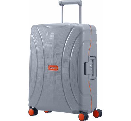 American Tourister Lock 'N' Roll Spinner 55cm Volt Grey