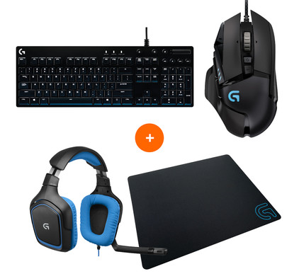 Logitech G Battlestation bundel