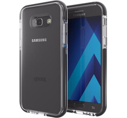 GEAR4 D3O Piccadilly Samsung Galaxy A5 (2017) Back Cover Zwart
