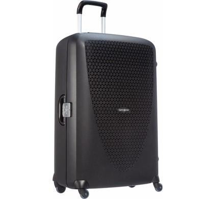 Valise 4 roulettes Samsonite Termo Young 78 cm Noir jdV58AM