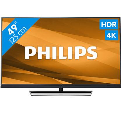 Philips 49PUS7502 - Ambilight