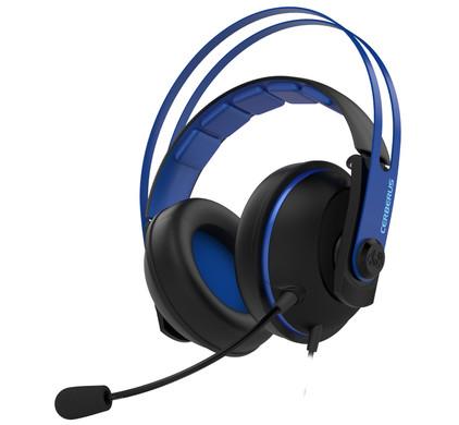 Asus Cerberus V2 Gaming Headset Blauw