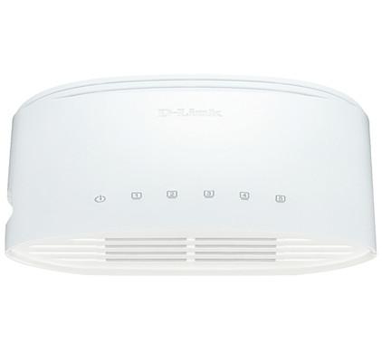 D-Link DGS-1005D 5-poorts Gigabit Switch