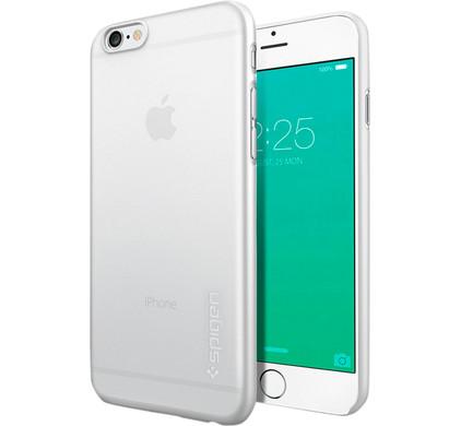 Spigen Air Skin Case Apple iPhone 6/6s Transparant