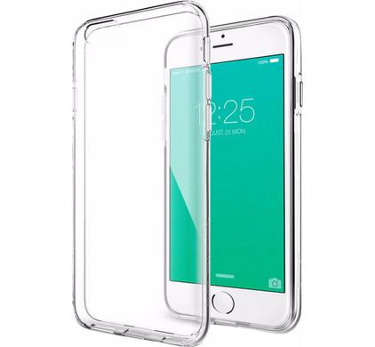 Spigen Liquid Crystal Apple iPhone 6 Plus/6s Plus Transparant
