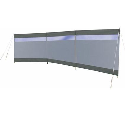 Bo-Camp Windscherm Solid Window 3-Vaks