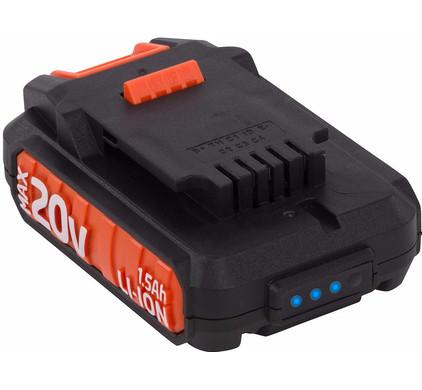 Powerplus Dual Power Accu 20V 1,5 Ah Li-Ion