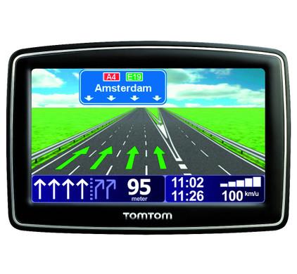 TomTom XL IQ Routes Europe + Tas