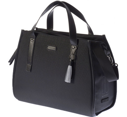 Basil Noir Business Bag  17L Zwart