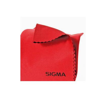 Sigma Microfiber Reinigingsdoekje + kaartlezer