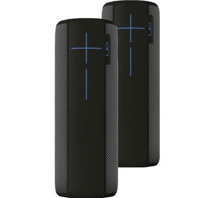 UE MEGABOOM Zwart Duo Pakket