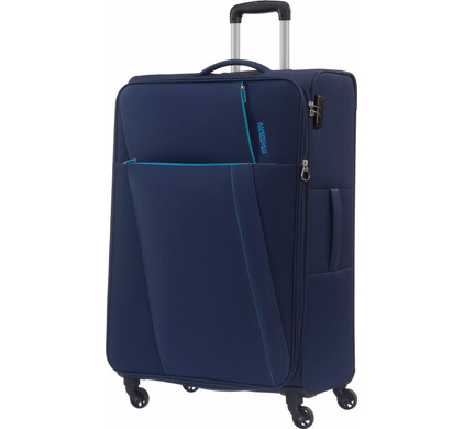 American Tourister Joyride Expandable Spinner 79cm Nordic Blue